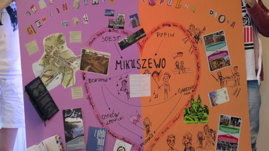 Liceum Plastyczne z Rypina realizowało projekt z niemiecką szkołą partnerską z Soest