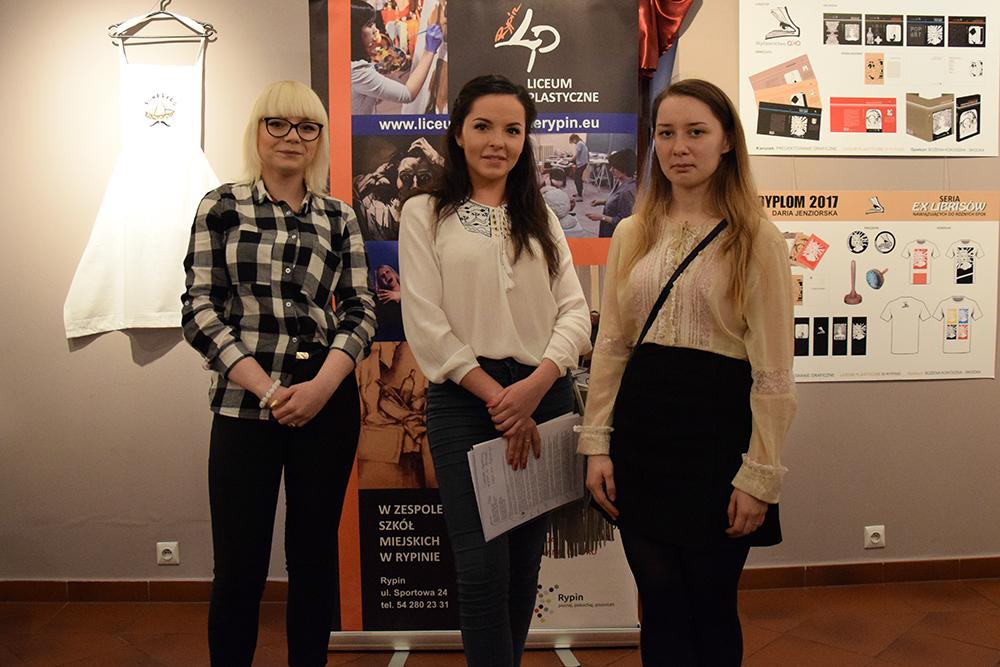 Wernisaż wystawy prac dyplomowych 2017