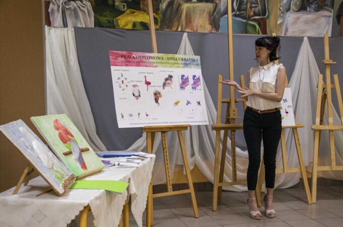 Egzamin Dyplomowy 2020: Projektowanie graficzne