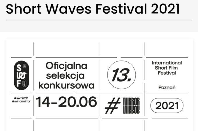 Sukces na Short Waves Festival w Poznaniu