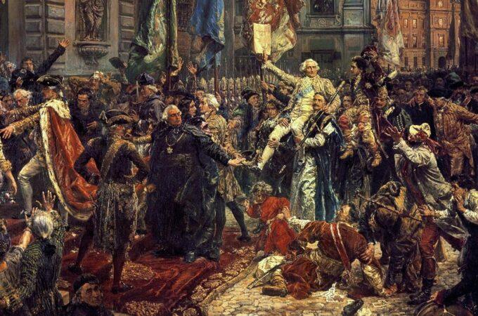 230. rocznica podpisania Ustawy Rządowej z dnia 3 maja 1791 roku – Konstytucji 3 Maja